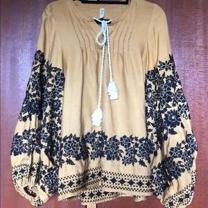 SAMPLE Cleo blouse
